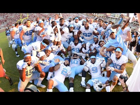 UNC Football: Heels Edge #12 FSU 37-35 on Last-Second FG