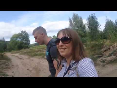 Отдых 2018,Кинешма-Заволжск.Прилючения в деревне.Обратная дорога с пляжа