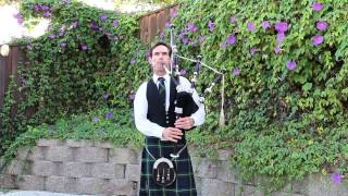 Haste to the Wedding on Bagpipes by Jeff Campbell