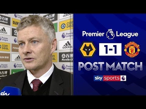 Ole Gunnar Solskjaer explains WHY Paul Pogba took Man United penalty over Rashford | Post Match