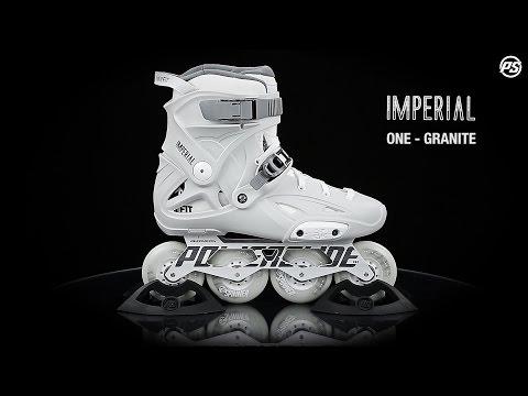 Powerslide Imperial One Granite Urban Inline Skate