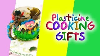 Plasticine Cooking For Kids: Favorite Mom mug. Happy Birthday  (First gifts) 2019