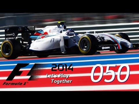 F1 2014   Co-op   #050 USA/Qualifying   Let's Play Together [HD]