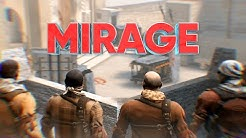 Top 50 Tricks on Mirage
