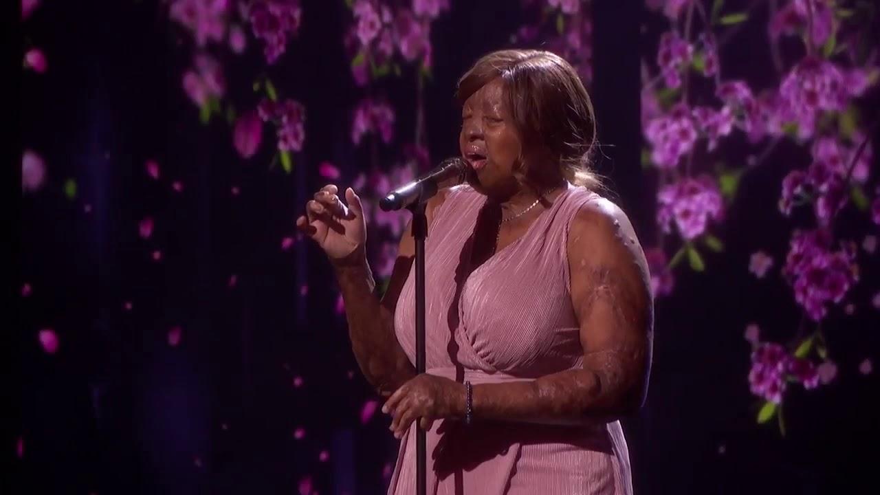 Americas got talent 2017 plane crash - Kechi Plane Crash Survivor Sings For The People Of Houston In Americas Got Talent 2017