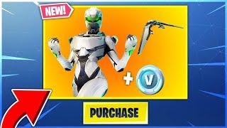*NEW* ROBOT STARTER PACK 4 in Fortnite Battle Royale!