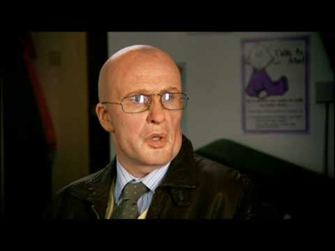 Catherine Tate Show - Derek Faye -1- Gay mens health clinic