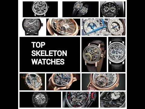 Top Skeleton Watches