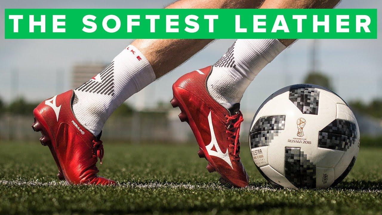 b964ff407480 Best modern leather football boot? | Mizuno Rebula 2 MIJ Play Test ...