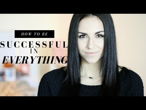How To Be SUCCESSFUL at EVERYTHING! 3 BEST Tips in 3 MINUTES!