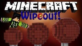Minecraft Mini-Game #2 - Wipeout! (Мини-игра)