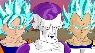 DRAGON BALL SUPER - IL VERO FINALE - PARODIA