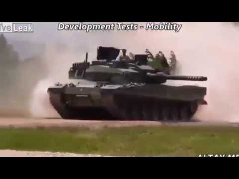 T-90 RUSSIA  Vs ALTAY TÜRKİYE  Exclusive Video  2016 HD