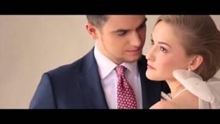 Студийная съемка специально для рубрики INSPIRATIONS свадебного журнала BRIDE