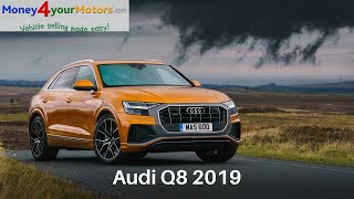 Audi Q8 2019 road test and review