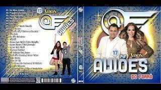 AVIÕES DO FORRÓ CD- 17 ANOS (2019) EXCLUSIVO
