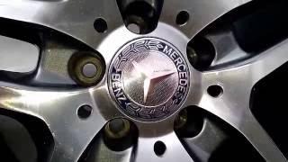Диски с шинами на Mercedes Е класса 18 радиус, AMG, оригинал, б у