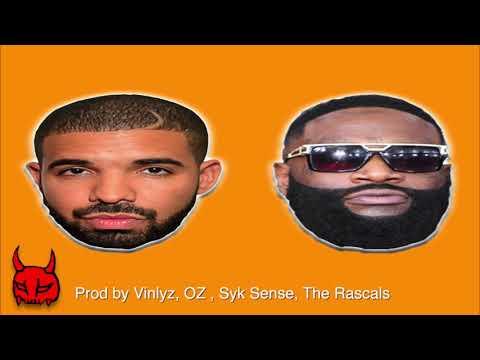 Rick Ross Ft Drake – Gold Roses Instrumental