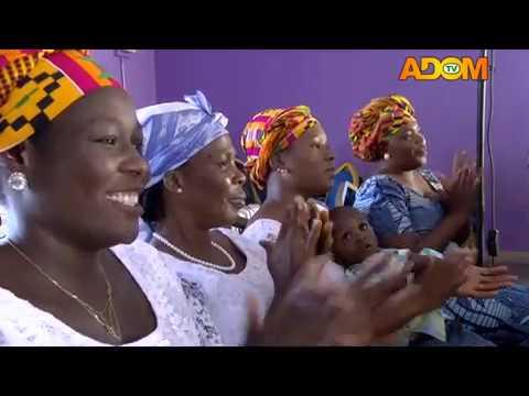 Siblings Rivalry - Awaresem on Adom TV (3-12-19)
