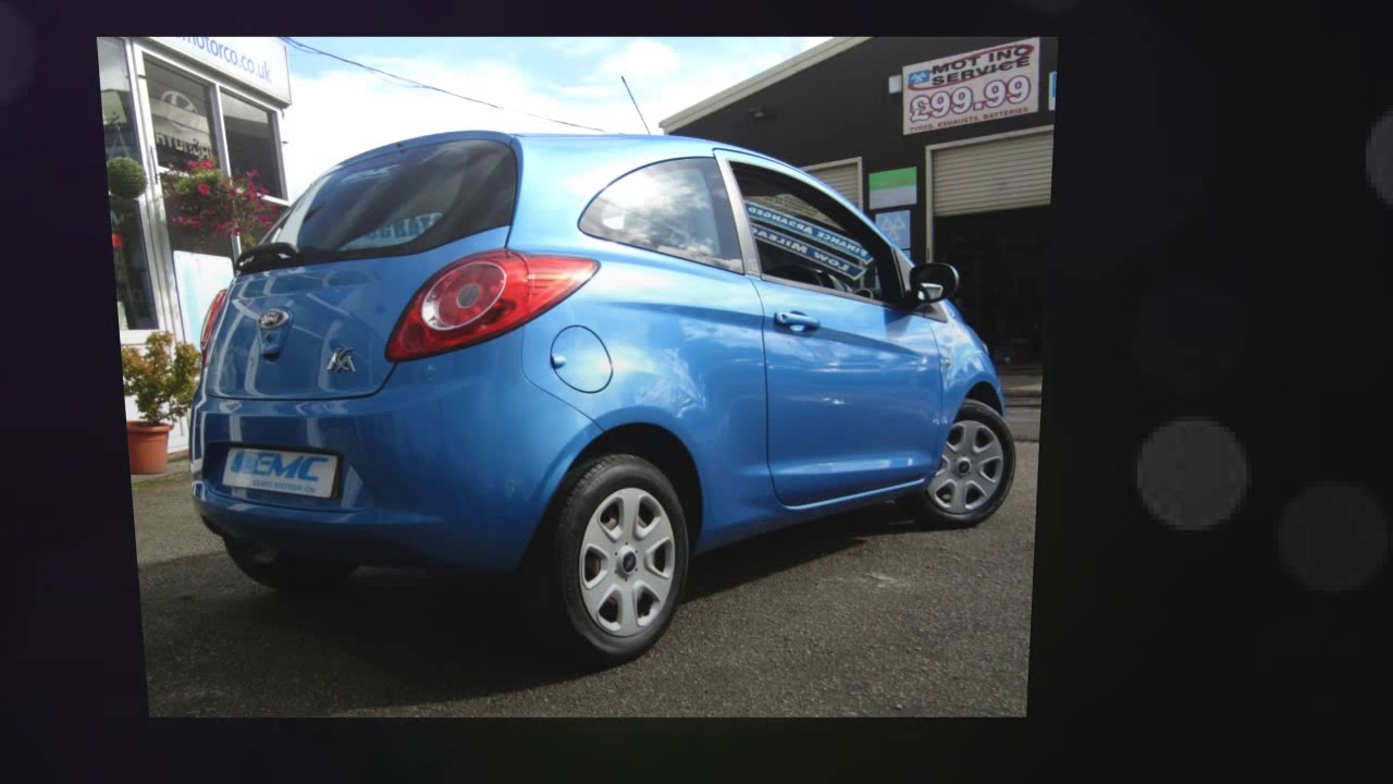 Ford Ka  Dr For Sale In Rotherham South Yorkshire