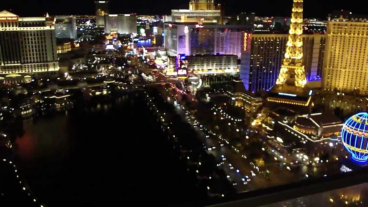 The cosmopolitan room tour terrace one bebroom w for Terrace one bedroom fountain view