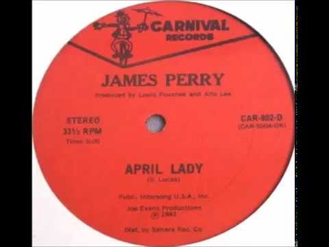 James Perry  -  April Lady