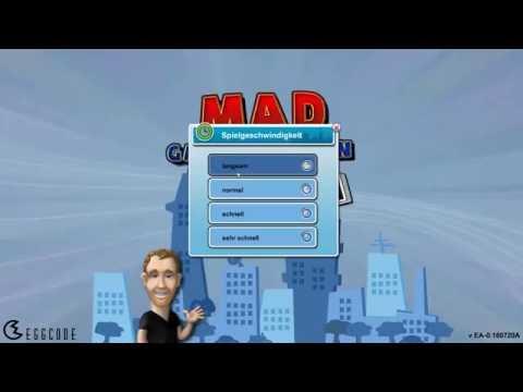 #001 - Mad Games Tycoon - Kleinraumbüro  