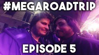 #MegaRoadTrip EP.5 - LILLE / ROUEN / CAEN
