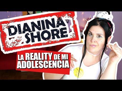 DIANINA SHORE: Vida secreta de una ADOLESCENTE valenciana | STORY TIME