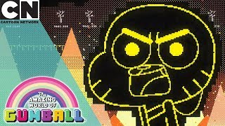 Die fantastische Welt von Gumball | Breaking the Internet | Cartoon Network