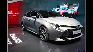 Toyota  Corolla  2019   2019 Toyota Corolla Hatchback -New Car Review