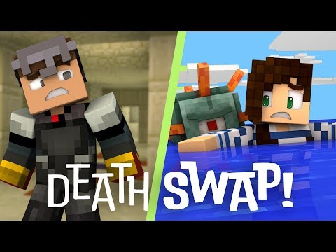 Desert Temple Death Swap! (Collab with LogDotZip)