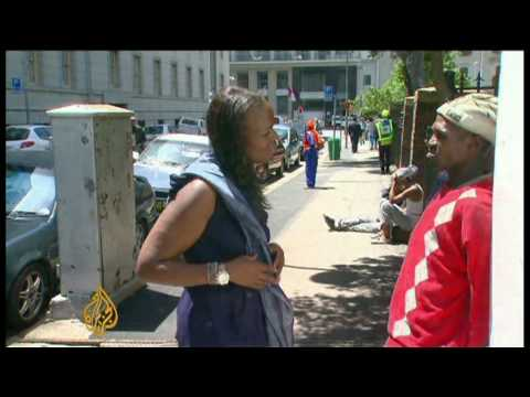 South Africa homeless 'further marginalised' by World Cup - 04 Dec 09