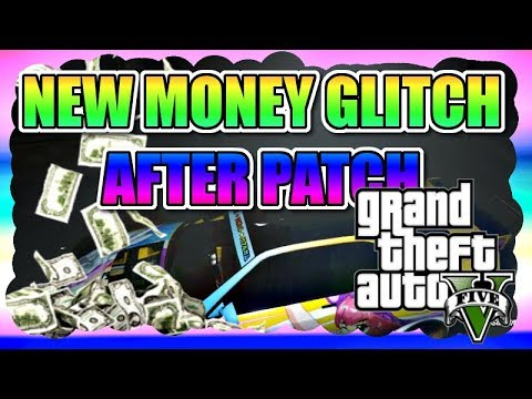 GTA ON LINE 1.43 NEW MONEY GLITCH AFTER PATCH XB1 PS4