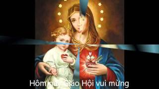 Mừng Kính Mẹ Thiên Chúa