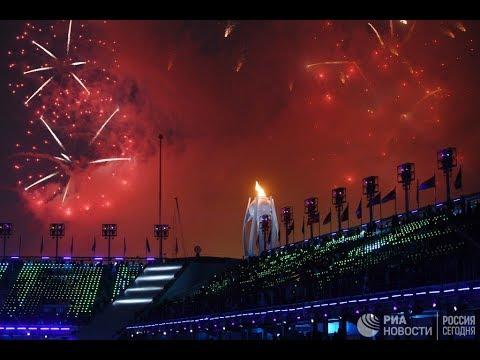 Церемония открытия зимней Паралимпиады-2018 в Пхенчхане
