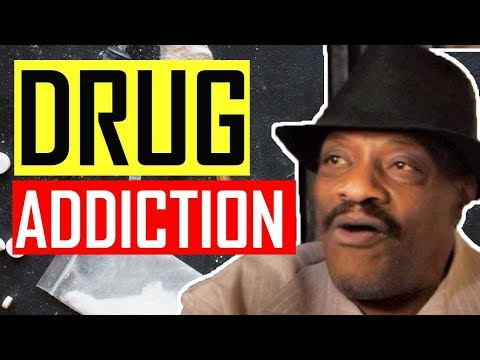 Alexander O'Neal - ON HIS DRUG ADDICTION - EXCLUSIVE INTERVIEW