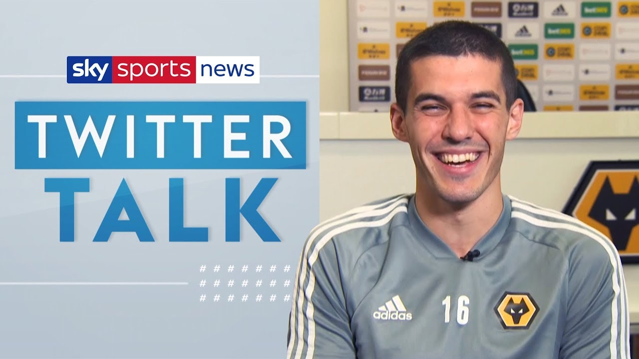 Conor Coady answers YOUR Twitter questions! | Twitter Talk | Sky Sports News