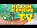 Cara Flash Firmware TV VLOG63