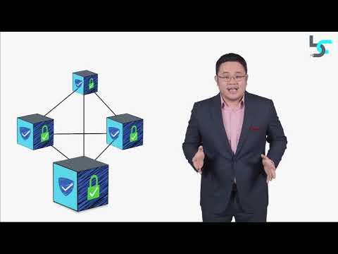 BTM: Blockchain Technology, How it works