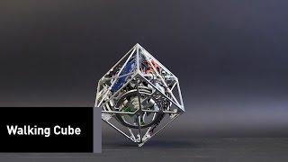 This Gravity-Defying Cube Can Jump, Balance, And Walk
