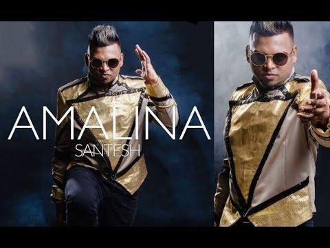 Santesh - Amalina versi Tamil with Lyrics HD