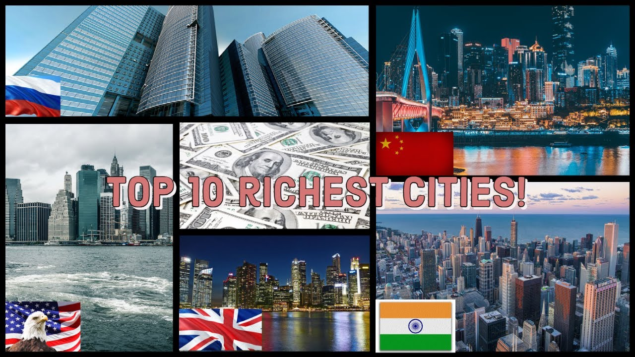 Top 10 richest cities in the world by Forbes latest rankings 2021! Check Where Mumbai & NYC rank!