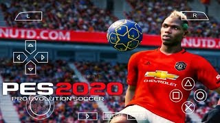 Fifa 20 ppsspp camera ps4 android offline 600mb new kits 2020