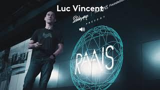 Luc Vincent - Lyft - RAAIS 2018