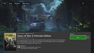 New Xbox Store Layout With Improved Product Pages - Xbox Dashboard Update