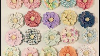 Easy paper flowers tutorial 6-12-15