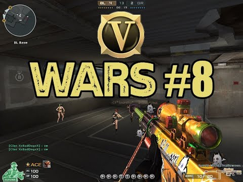 Crossfire Destruction Mode Map BUNKER VIP  Wars Gameplay #8