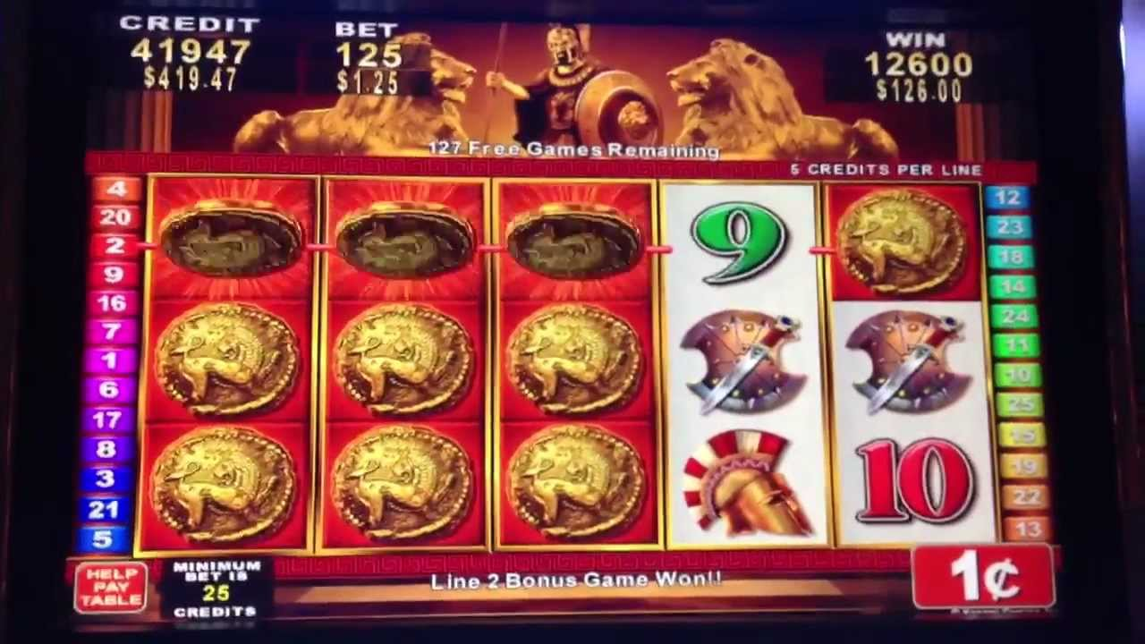 Roman tribune slots how to play jacks are better video poker