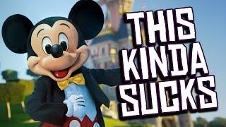 Disney World SUCKS During a Pandemic! Disneyland BEGS to Reopen?!